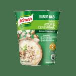 Knorr Bubur Nasi Ayam Cendawan