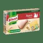 Knorr Kiub Pati Ayam Tanpa MSG 6 Kiub 60g
