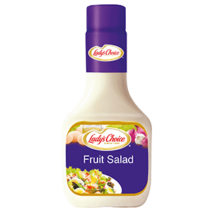 Lady's Choice Sos Salad Buah Buahan 250ml