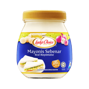 Lady's Choice Mayonis Sebenar Balang 220ml