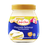 Lady's Choice Mayonis Sebenar Balang 470ml