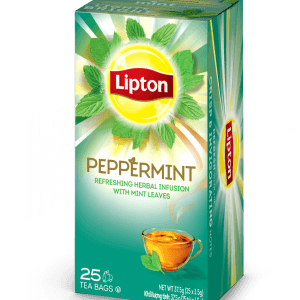 Lipton Peppermint 25