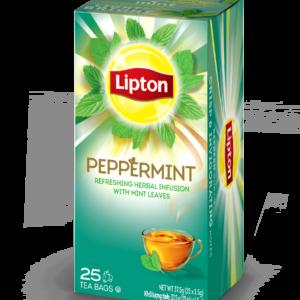 Lipton Peppermint 25