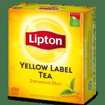 Lipton Yellow Label Teabag 100