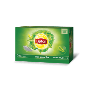 Lipton Green Tea 50