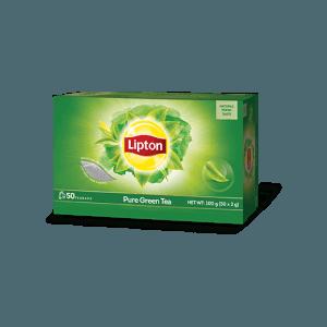 Lipton Green Tea 50