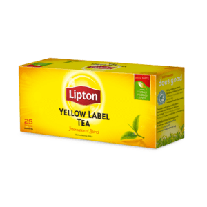 Lipton Yellow Label Teabag 25