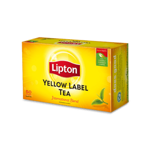 Lipton Yellow Label Teabag 50
