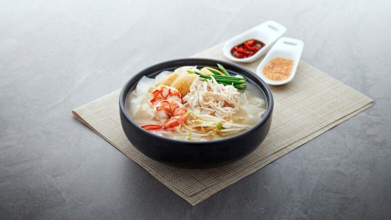 Kuey Teow Sup Ayam