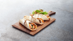 Wrap Ayam Grill