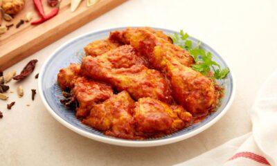 Ayam masak merah Knorr