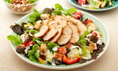 Hellmann's Ayam Percik Caesar Salad