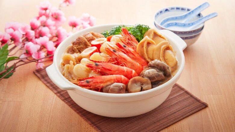 Knorr Abundance & Prosperity Poon Choi