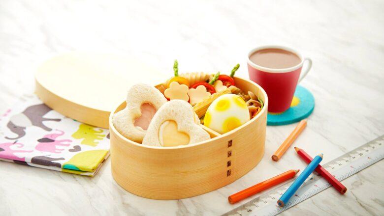 Lunch Box Telur Dinosaur