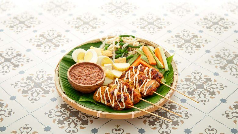 Gado-gado satay recipe