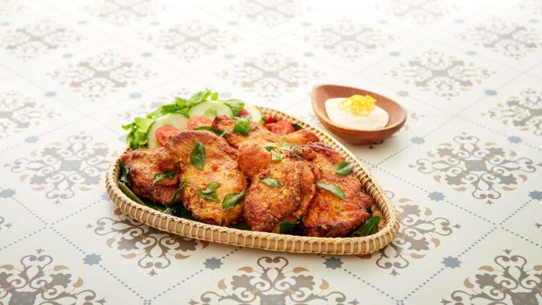 Tumeric Mayo Fried Chicken Recipe