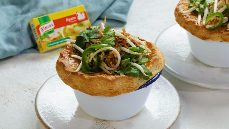 Pai Periuk Sup Ayam Nak Makan Apa