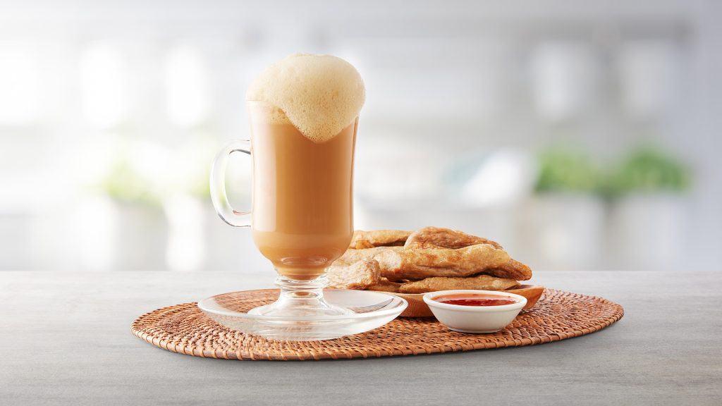 High Tea Menu Raya Teh Tarik Madu Kunyit